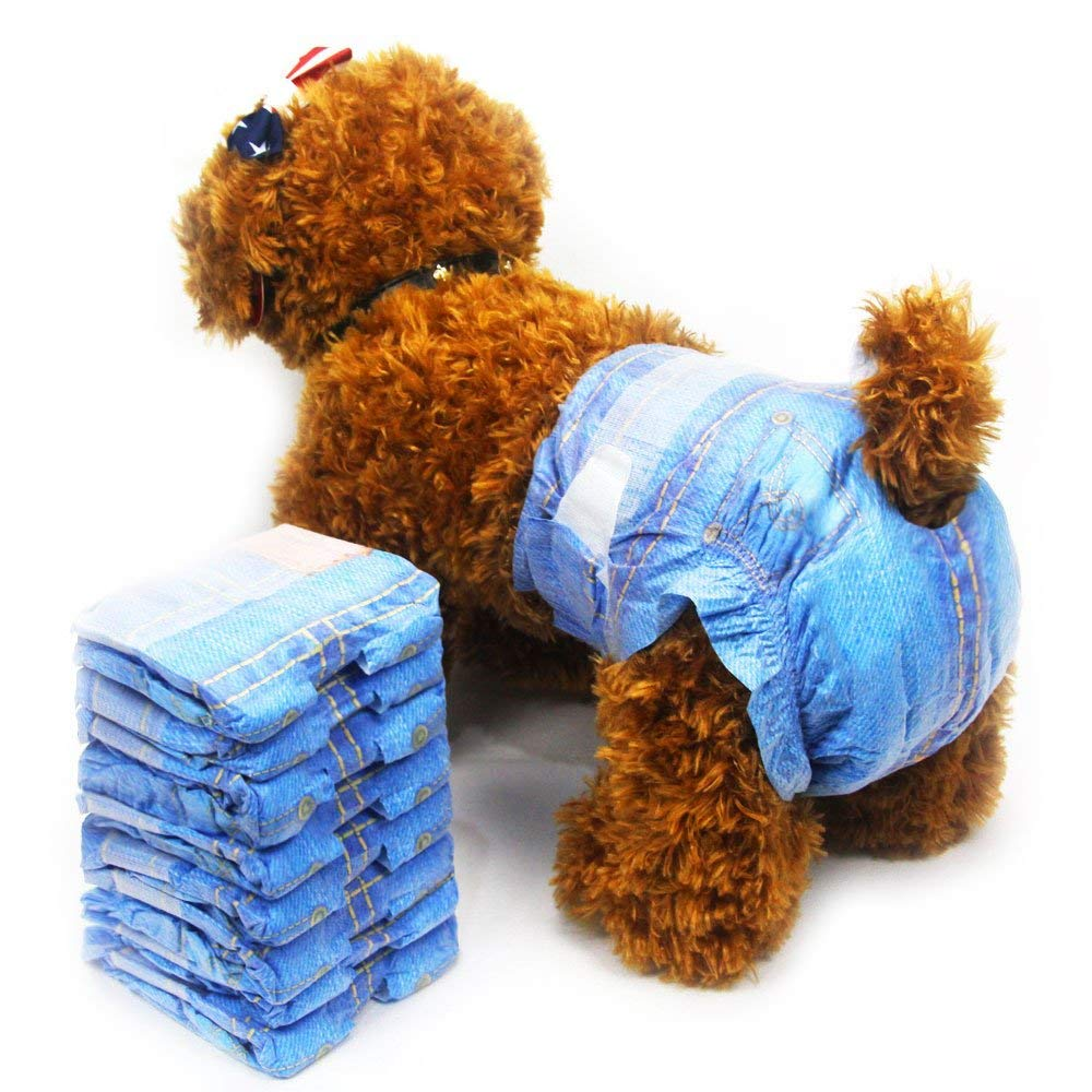 Disposable Dog Diapers for Female Dogs