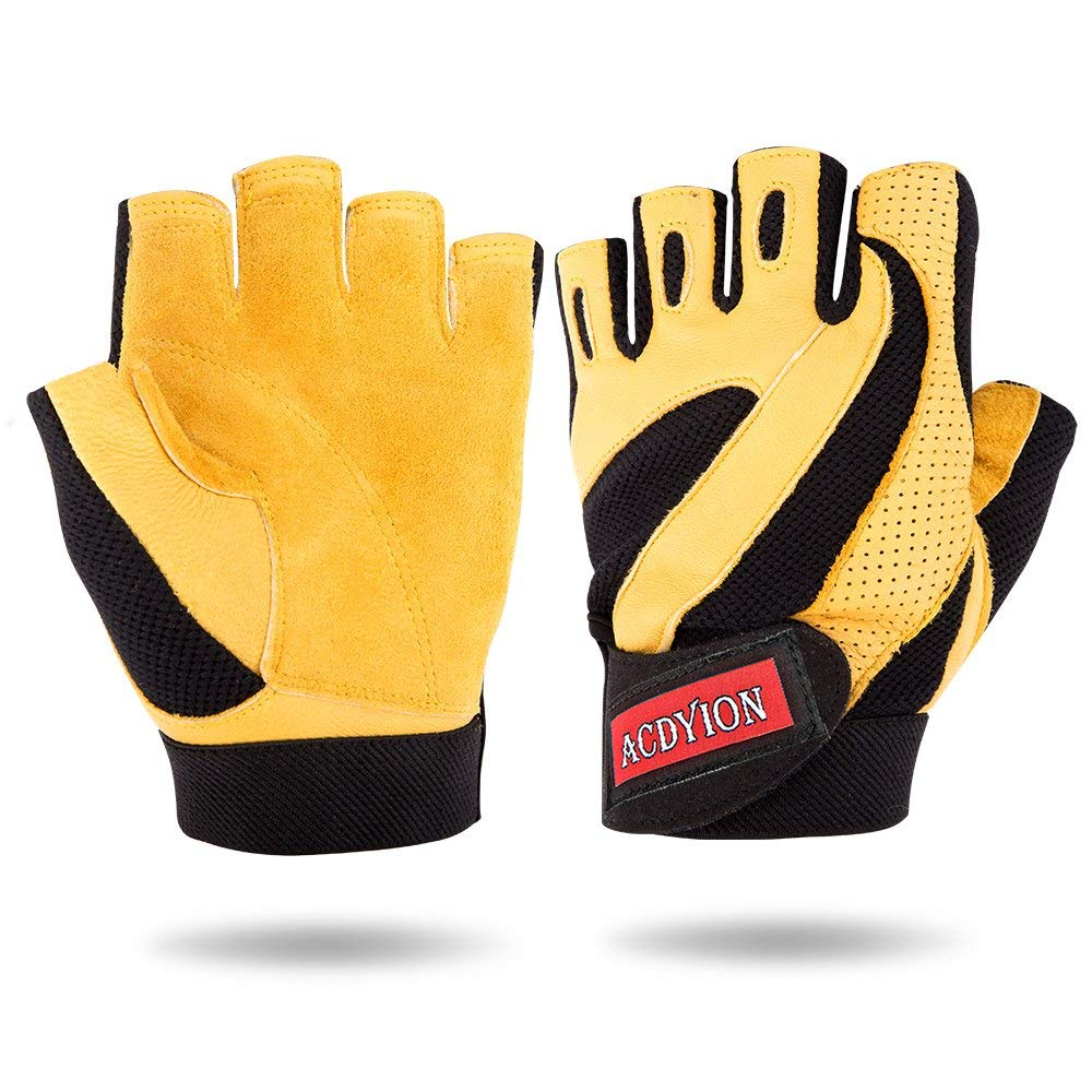 Acdyion Gym Weight Lifting Gloves, Workout Gloves