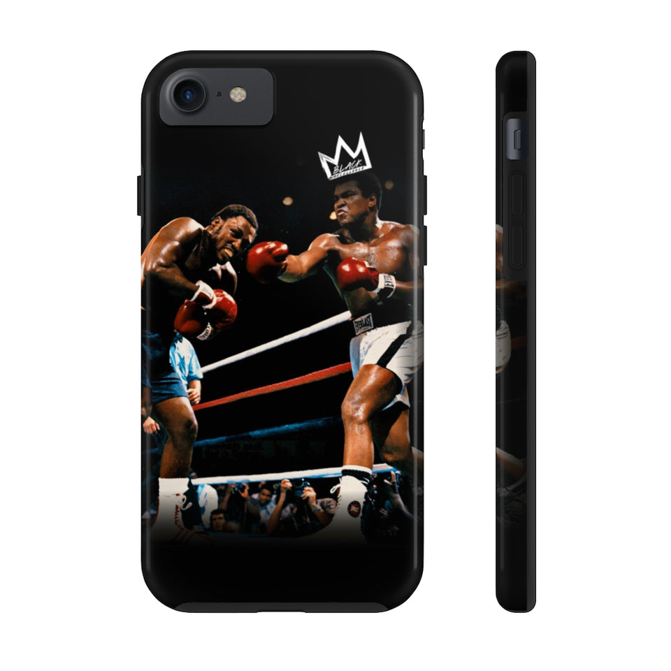 """IPHONE CASE MATE TOUGH / ALI vs FRAZIER"""