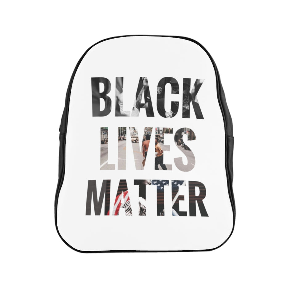 """UNISEX BACKPACK 2 / COLLAB JXMXL - BLM PT.2"""