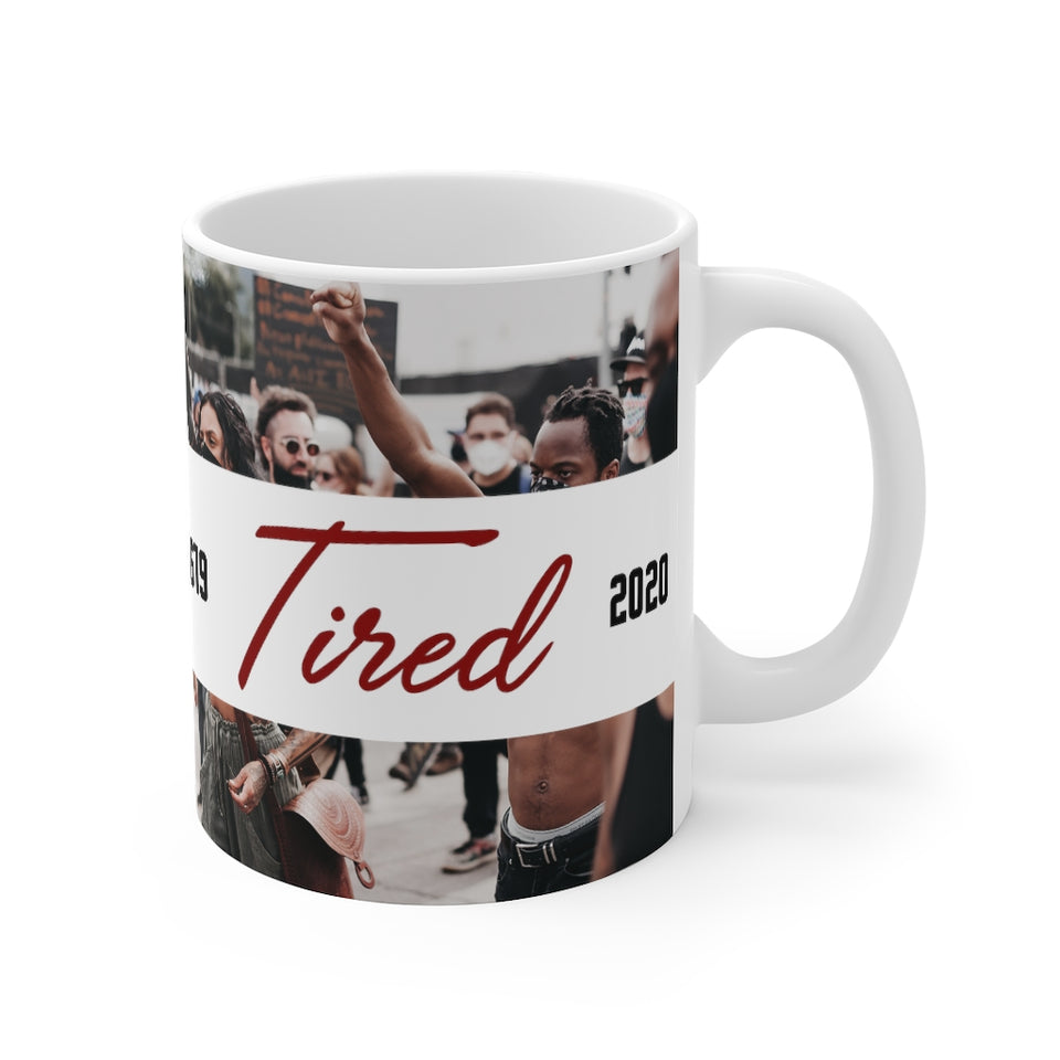 """MUG / COLLAB JXMXL - TIRED PT.2"""