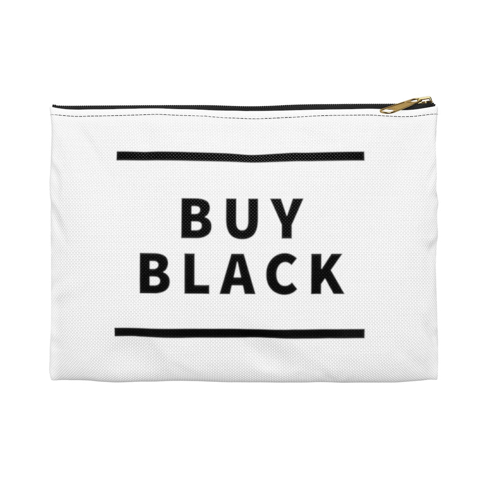 """ACCESSORY POUCH / BUY BLACK"""