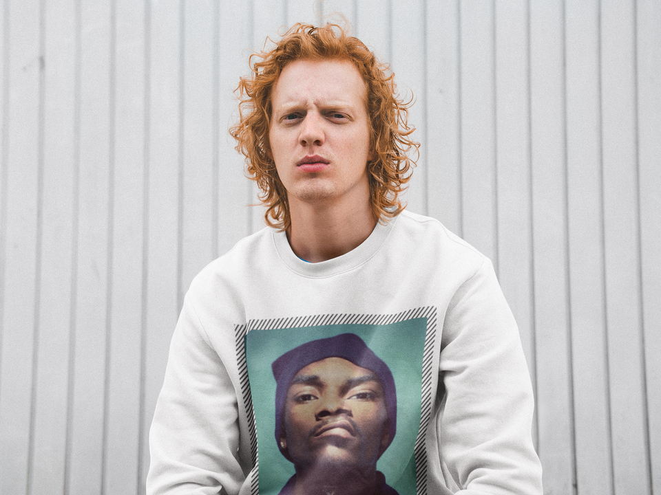 "CREWNECK SWEATER / ""SNOOP LONGEVITY PT.2"" - Limited Edition"