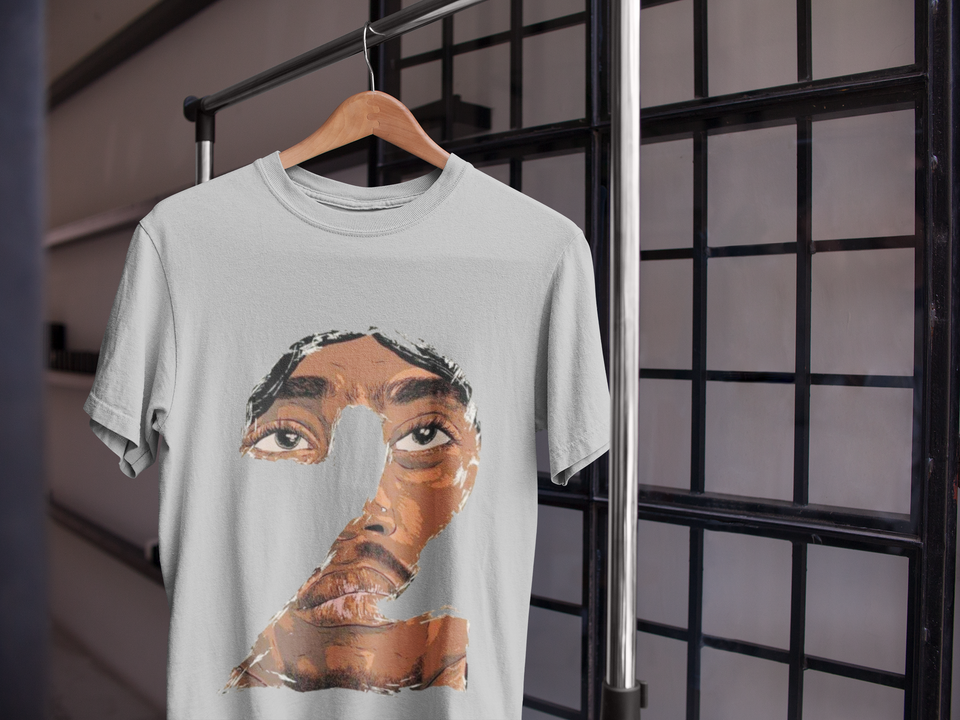 "Men Tee / ""2"" by Fred Frenchy"
