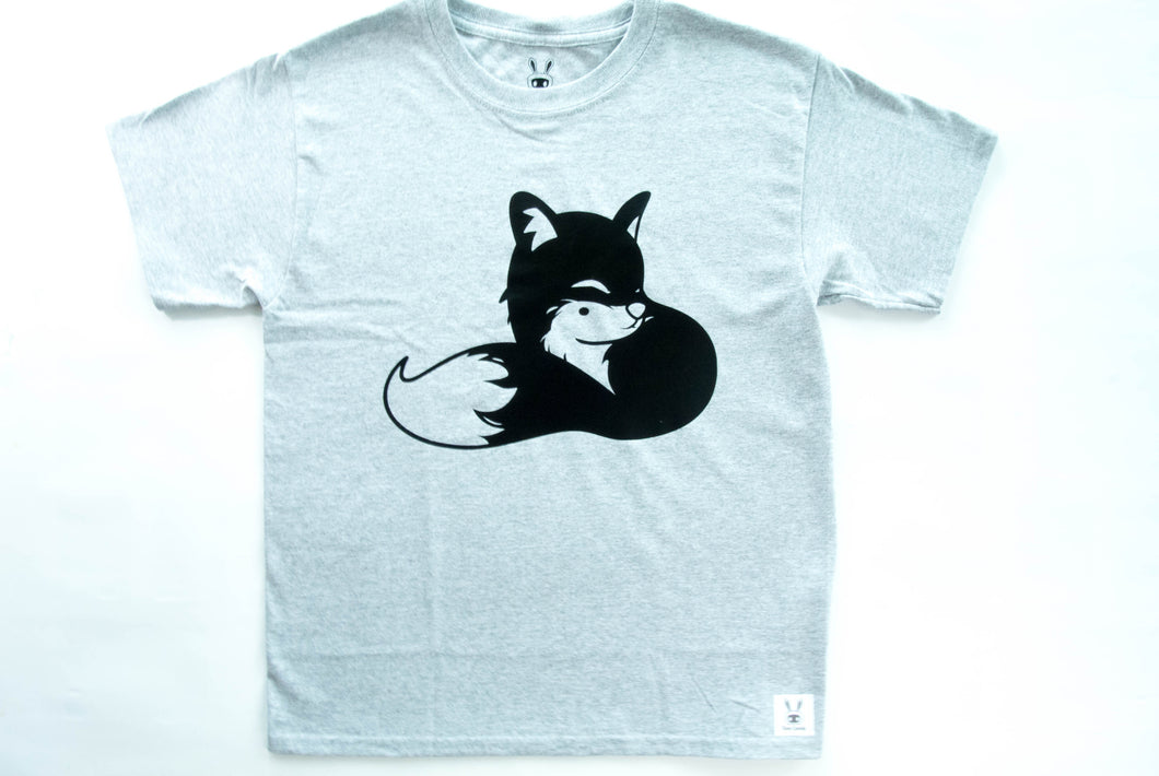 Adult Baby Fox Designer Tee