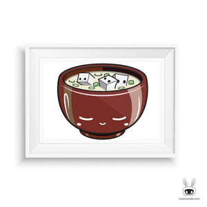 Miso-Soup-Bowl-Art-Print-Kawaii