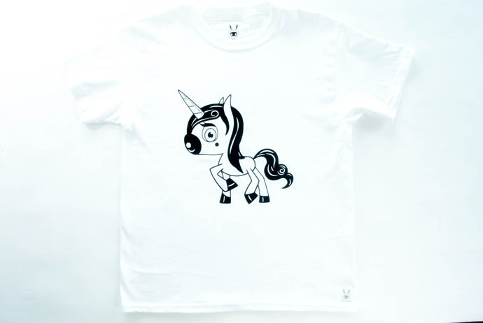 Adult Unicorn Designer Tee