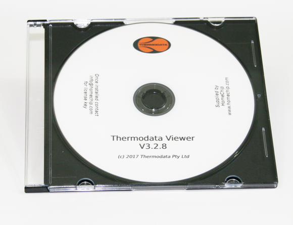 Thermodata Viewer