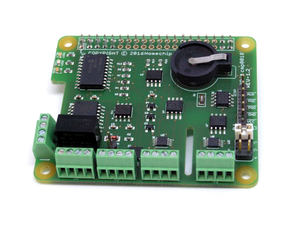 1-wire/RS485/Analog/RTC Pi HAT