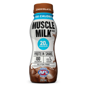MUSCLE MILK 100 Calorie Protein Shake Chocolate