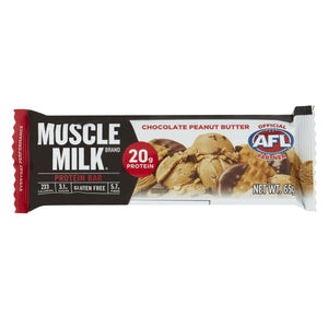 MUSCLE MILK® 20g Protein Bar Chocolate Peanut Butter