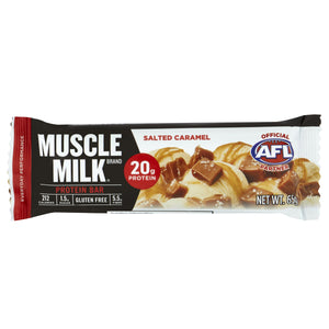 MUSCLE MILK® 20g Protein Bar Salted Caramel