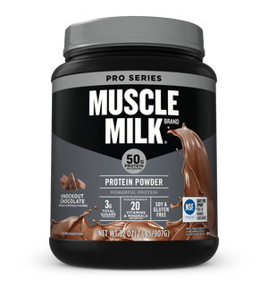MUSCLE MILK® PRO SERIES Protein Powder Chocolate