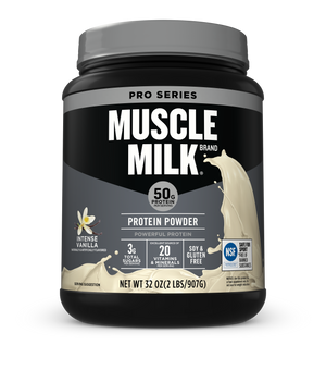MUSCLE MILK® PRO SERIES Protein Powder Vanilla