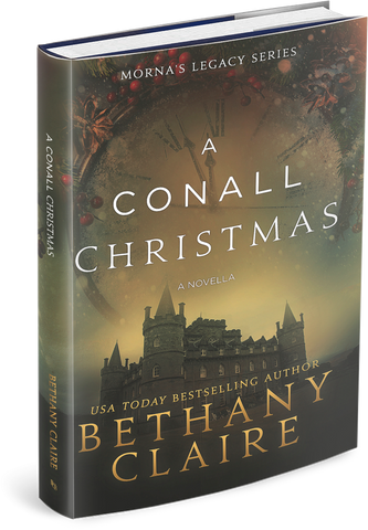 A Conall Christmas - A Novella (Book 2.5 of Morna's Legacy Series) - Signed Hardback