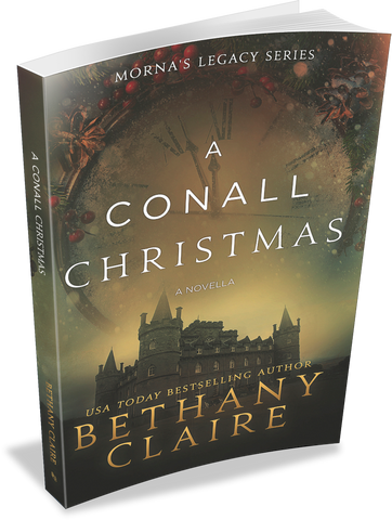 A Conall Christmas - A Novella (Book 2.5 of Morna's Legacy Series) - Signed Paperback