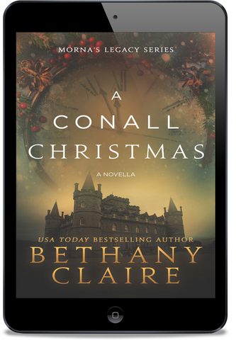 A Conall Christmas - A Novella (Book 2.5 of Morna's Legacy Series) - eBook