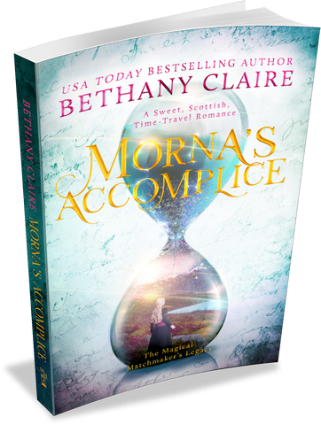 Morna's Accomplice (Book 5 of The Magical Matchmaker's Legacy Series) - Signed Paperback