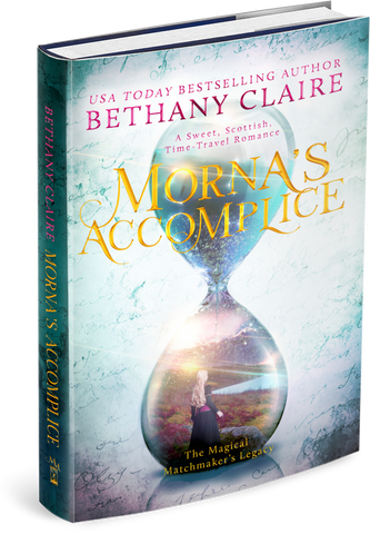 Morna's Accomplice (Book 5 of The Magical Matchmaker's Legacy Series) - Signed Hardback