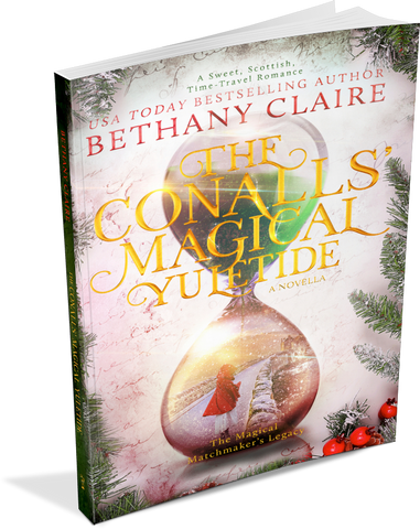 The Conalls' Magical Yuletide (Book 3 of The Magical Matchmaker's Legacy) - Signed Paperback
