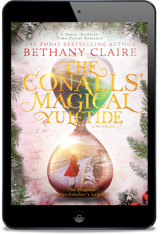 The Conalls' Magical Yuletide (Book 3 of The Magical Matchmaker's Legacy) - eBook