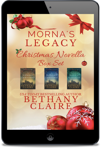 Morna's Legacy Christmas Novella Collection - eBook