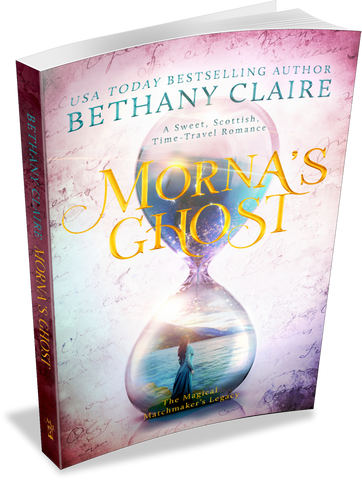 Morna's Ghost (Book 8 of The Magical Matchmaker's Legacy) - Signed Paperback