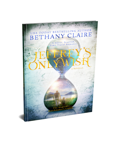 Jeffrey's Only Wish (Book 6 of The Magical Matchmaker's Legacy) - Signed Hardback