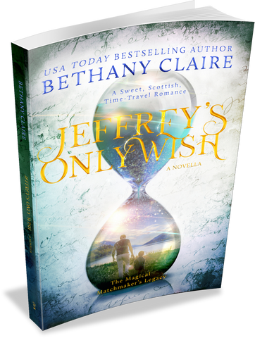 Jeffrey's Only Wish (Book 6 of The Magical Matchmaker's Legacy) - Signed Paperback
