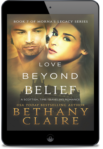 Love Beyond Belief (Book 7 of Morna's Legacy Series) - eBook