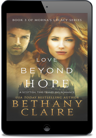 Love Beyond Hope (Book 3 of Morna's Legacy Series) - eBook