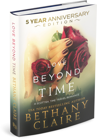 Love Beyond Time 5-Year Anniversary Edition - Signed Hardback Edition