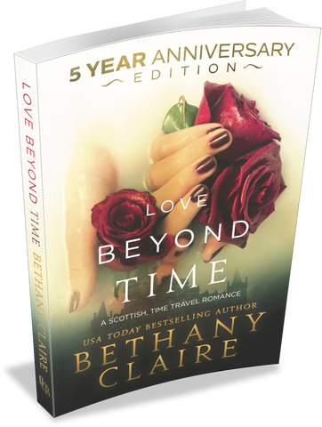 Love Beyond Time 5-Year Anniversary Edition - Signed Paperback Edition