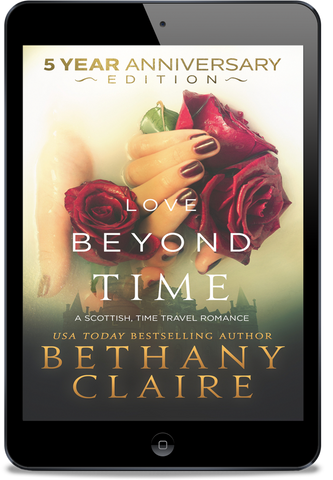 Love Beyond Time 5-Year Anniversary Edition - eBook Edition