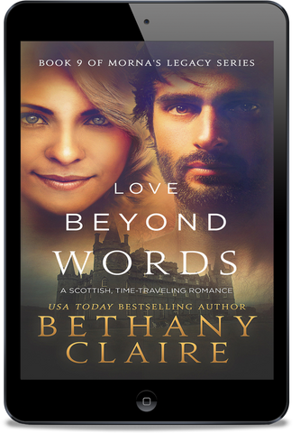 Love Beyond Words (Book 9 of Morna's Legacy Series) - eBook