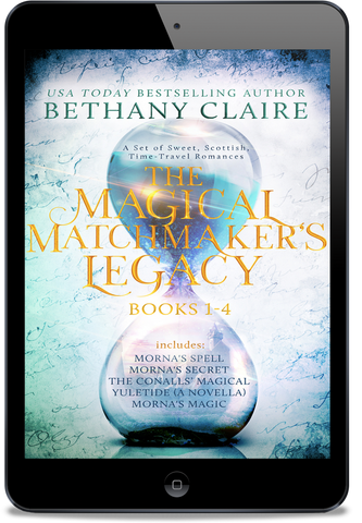 Magical Matchmaker's Legacy: Books 1-4 - eBook
