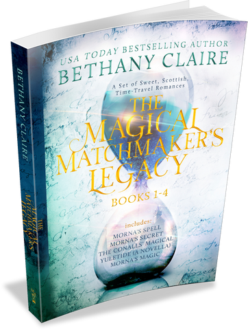 Magical Matchmaker's Legacy: Books 1-4 - Signed Paperback