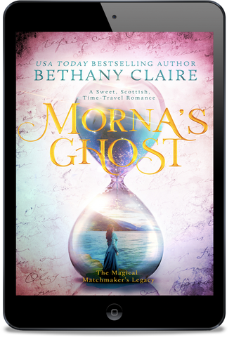Morna's Ghost (Book 8 of The Magical Matchmaker's Legacy) - eBook