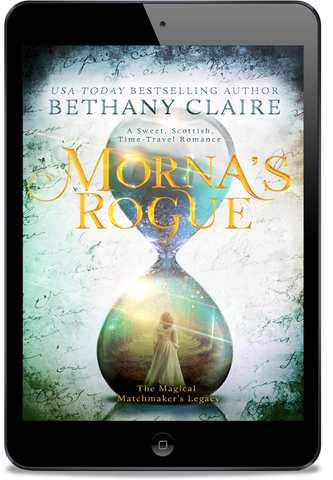 Morna's Rogue (Book 7 of The Magical Matchmaker's Legacy) - eBook