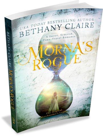 Morna's Rogue (Book 7 of The Magical Matchmaker's Legacy) - Signed Paperback