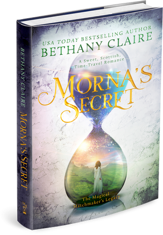 Morna's Secret (Book 2 of The Magical Matchmaker's Legacy) - Signed Hardback