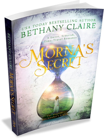 Morna's Secret (Book 2 of The Magical Matchmaker's Legacy) - Signed Paperback