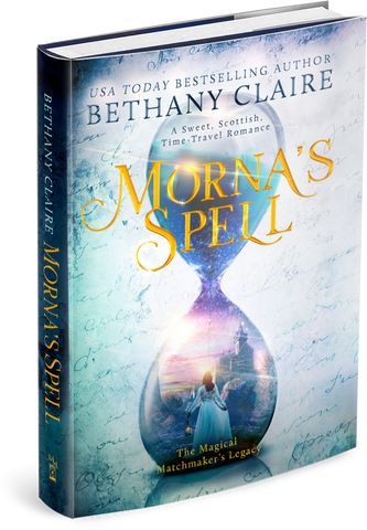 Morna's Spell (Book 1 of The Magical Matchmaker's Legacy) - Signed Hardback