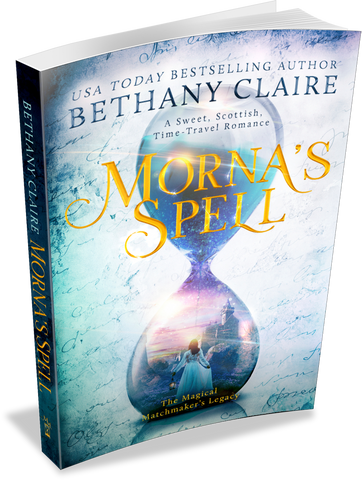 Morna's Spell (Book 1 of The Magical Matchmaker's Legacy) - Signed Paperback
