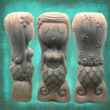 Tiki tOny's Lagoon Mermaid LAVENDER HAIR Tiki Mug - starts shipping Sept2020* - US Shipping included
