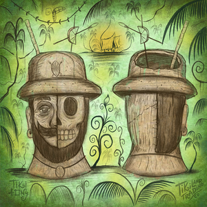 Tiki tOny's 'Lost Adventurer' Tiki Mug Pre-Sale - Ships Early2021* (US shipping included)