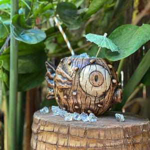 Tiki tOny's Coco Puff Tiki Mug - Limited Edition of 300 -  Ready to Ship! (US shipping included)