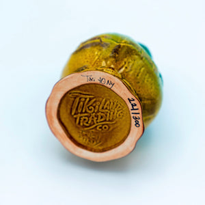 Tiki tOny's Shrunken Grump for False Idol (w/bonus enamel pin) - Limited Edition of 300