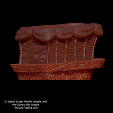 Tiki tOny's 'You're in De Nile' 2 Tiki Mug Set Pre-Sale, ships early 2021* (US shipping included)