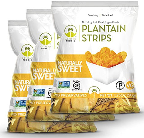 Artisan Tropic Plantain Strips